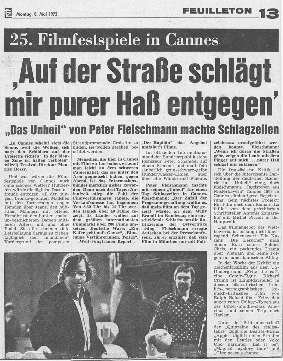 tz, 8. Mai 1972