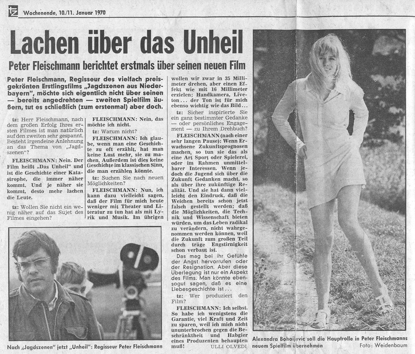tz, 10. Januar 1970