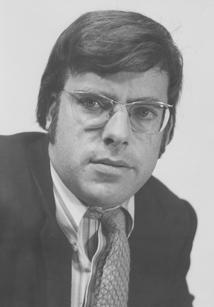 Porträt aus den 60-er Jahren